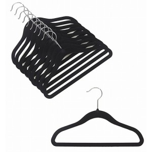 Children's Slim-Line Black Hanger