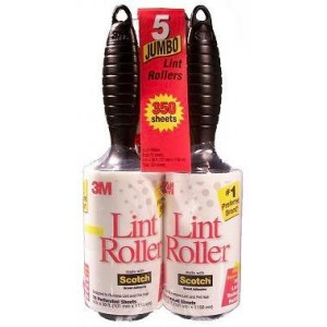 3M Brand 5 Pack Lint RollersHA650