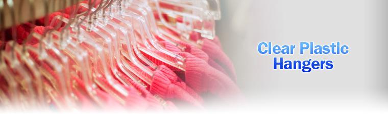 Plastic Lingerie Hangers 42